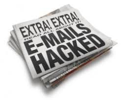 email hacked